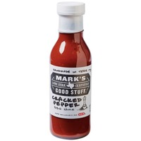 Mark's Good Stuff Cracked Pepper Barbecue Sauce