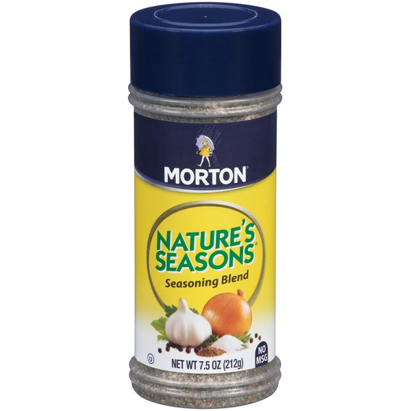 Morton Nature's Seasons No MSG Seasoning Blend