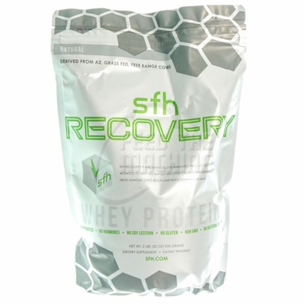 Sfh Recovery Whey Protein Vanilla Flavor Powder