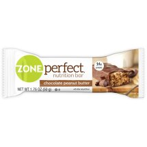 ZonePerfect Nutrition Bar, 14 Grams of Protein, Chocolate Peanut Butter, 1.76 Oz, 10 Ct