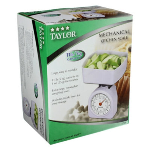 Taylor Mechanical Kitchen Scale