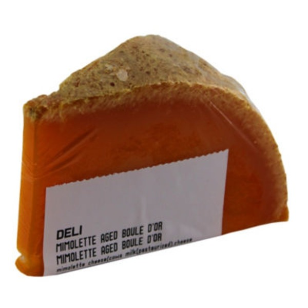 Losfield Mimolette Cheese