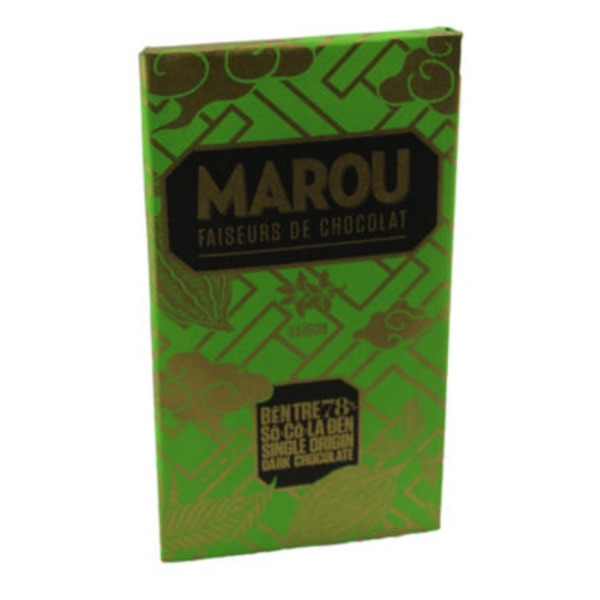 Marou 78% Ben Tre Chocolate