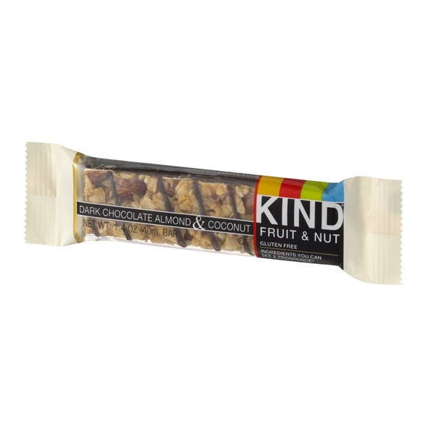 KIND Fruit & Nut Bar Dark Chocolate Almond & Coconut