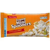 Malt O Meal® Frosted Mini Spooners® Cereal 18 oz. ZIP-PACK®