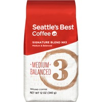 Seattle's Best Coffee Portside Blend Medium Roast Ground Coffee