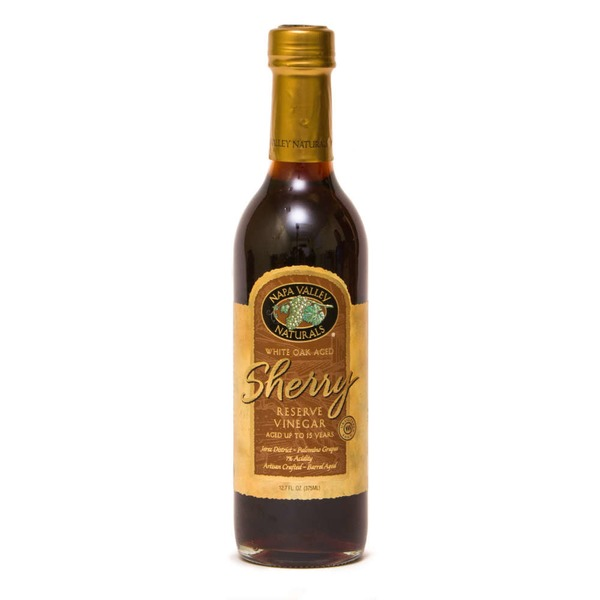 Napa Valley Naturals Sherry Reserve Vinegar