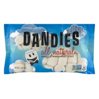 Dandies GMO-Free Air-Puffed Marshmallows Classic Vanilla Flavor