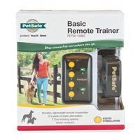 Pet Safe Basic Remote Trainer For Pets Over 8 lbs