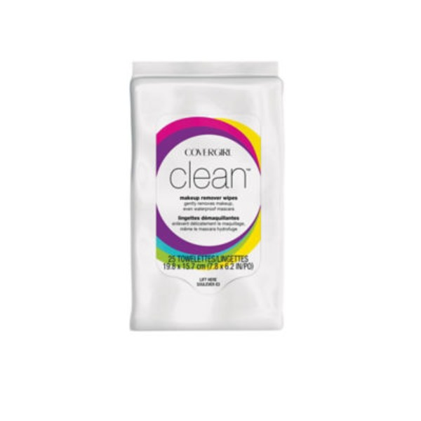 CoverGirl Clean Wipes Make-up Remover