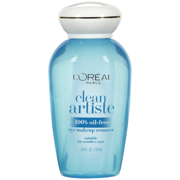 Clean Artiste 100% Oil-Free Eye Makeup Remover