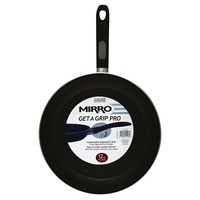 Mirro Fry Pan, Get a Grip Pro, 12 in, Not Packed