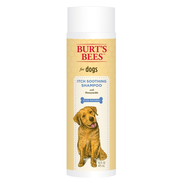 Burt's Bees Itch Soothing Shampoo