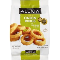 Alexia All Natural Crispy with Panko Breading & Sea Salt Onion Rings
