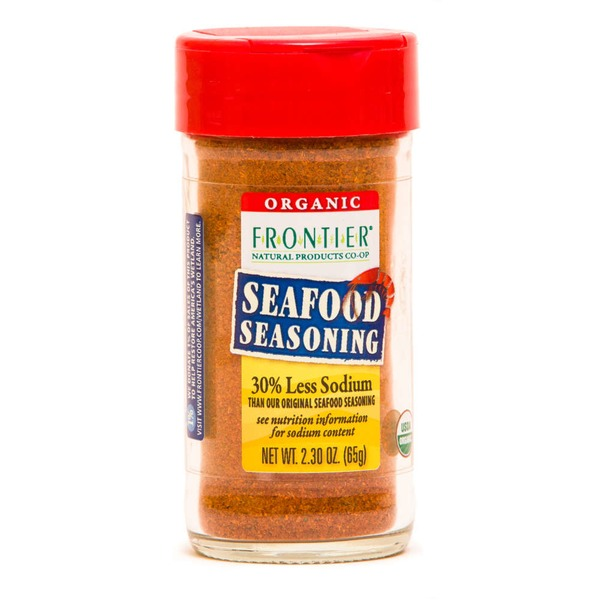 Frontier 30% Less Sodium Seafood
