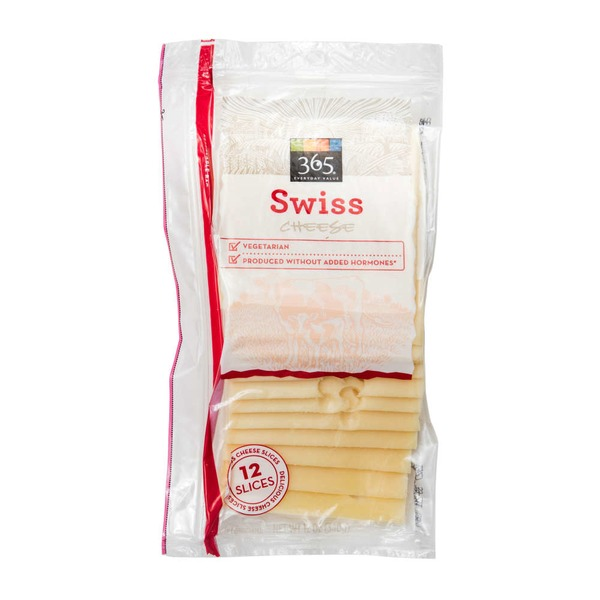 365 Emmentaler Swiss Slices