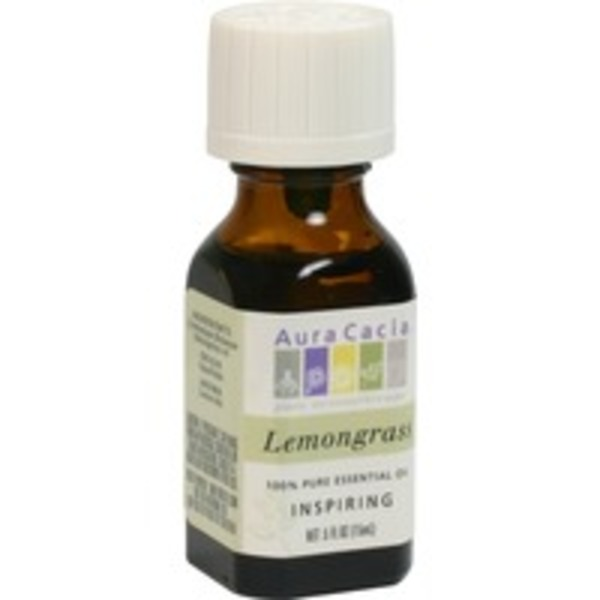 Aura Cacia Lemongrass Essential Oil