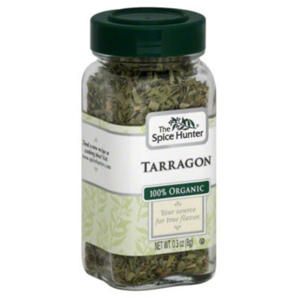 The Spice Hunter 100% Organic Tarragon