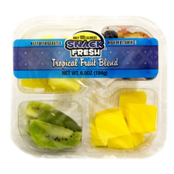 H-E-B Snack Fresh Tropical Fruit Blend