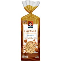 Quaker® Caramel Corn Rice Cakes, 6.56 oz. Bag