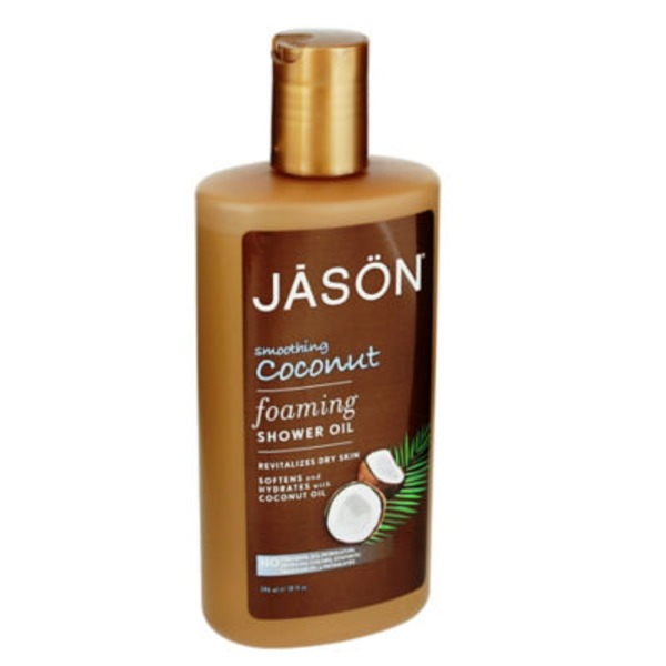 Jason Foaming Shower Oil Smoothing Coconut