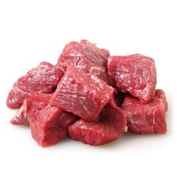 Fresh Grass Fed Beef Stew Meat