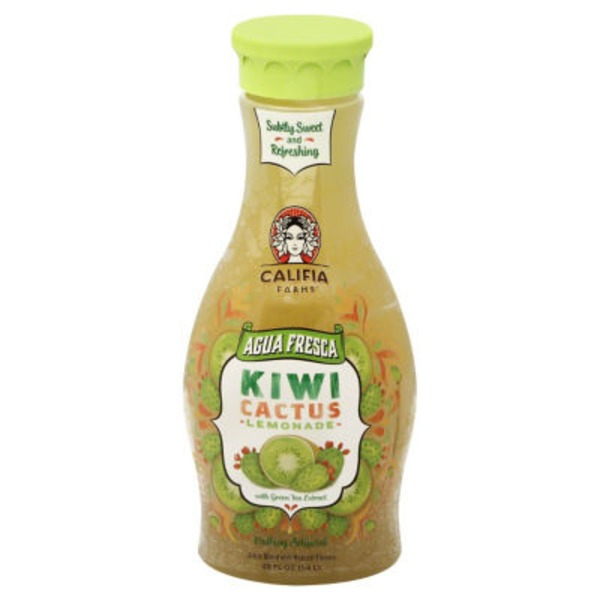 Califia Farms Kiwi Cactus Lemonade Juice Blend