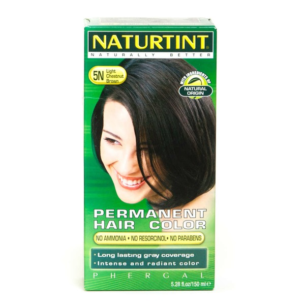 Naturtint Light Chestnut Brown 5N Permanent Hair Color