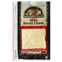 Andrew & Everett Havarti Cheese Slices