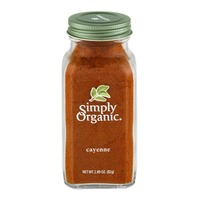 Simply Organic Seasoning Cayenne