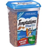 Temptations MixUps Surfers Delight Cat Treats