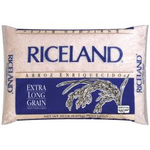 Riceland: Enriched Extra Long Grain Rice, 20 Lb