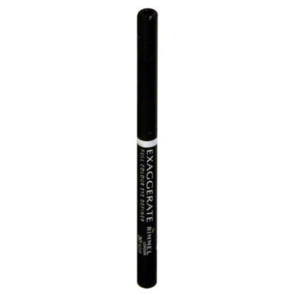 Rimmel London Exaggerate Full Colour Eye Definer Noir 261
