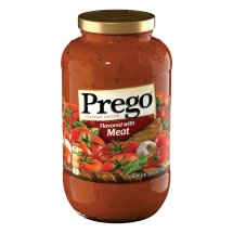 Prego® Italian Sauce Flavored with Meat Sauce, 45 oz ., 45.0 OZ