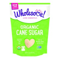 Wholesome Evaporated Cane Juice Organic Sugar