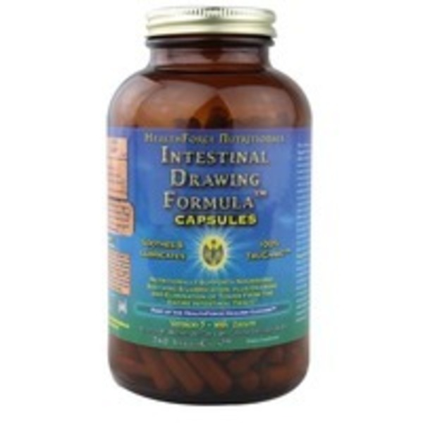 HealthForce Nutritionals Intestinal Drawing Formula