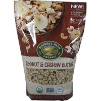 Nature's Path Organic Coconut & Cashew Butter Granola
