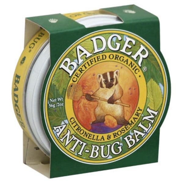 Badger Citronella & Rosemary Anti-Bug Balm