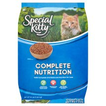 Special Kitty Complete Nutrition Formula Dry Cat Food, 16 Lb