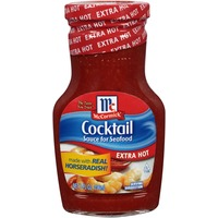 McCormick Extra Hot for Seafood Cocktail Sauce