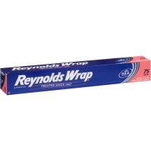 Reynolds Wrap Heavy Strength Aluminum Foil, 75 Sq Ft