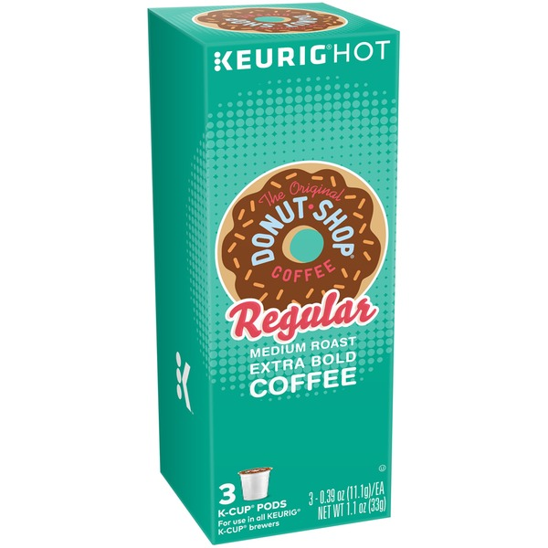 The Original Donut Shop Regular K-Cup Packs Coffee