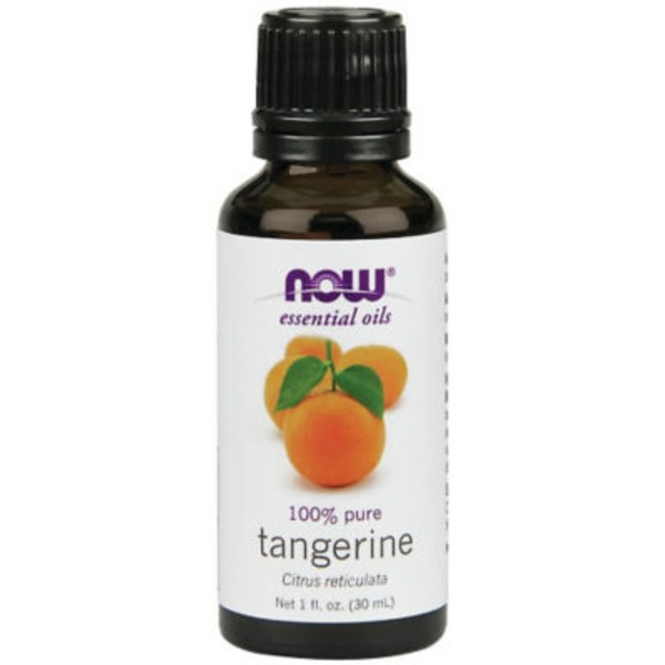 Now 100% Pure Tangerine Oil