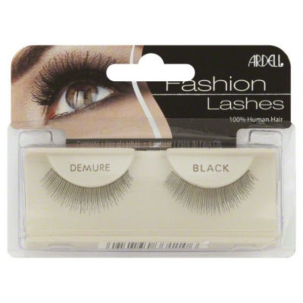 Ardell Fashion Lashes Black Demure