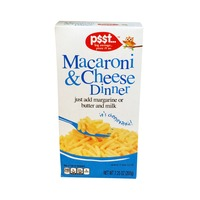 Kroger Value Macaroni And Cheese Dinner