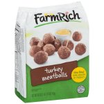 Farm Rich(tm) Turkey Meatballs, 28 oz