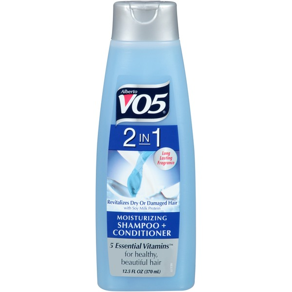 VO5 2 in 1 Moisturizing Shampoo + Conditioner
