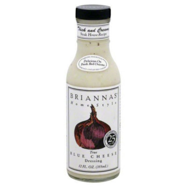 Brianna's Homestyle Creamy Blue Cheese Dressing