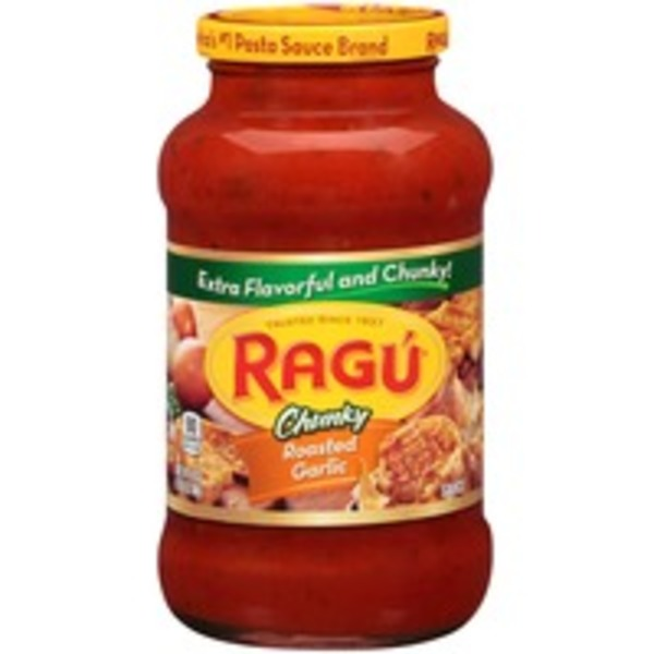 Ragu Chunky Roasted Garlic Pasta Sauce
