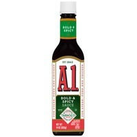 A.1. Bold & Spicy Sauce